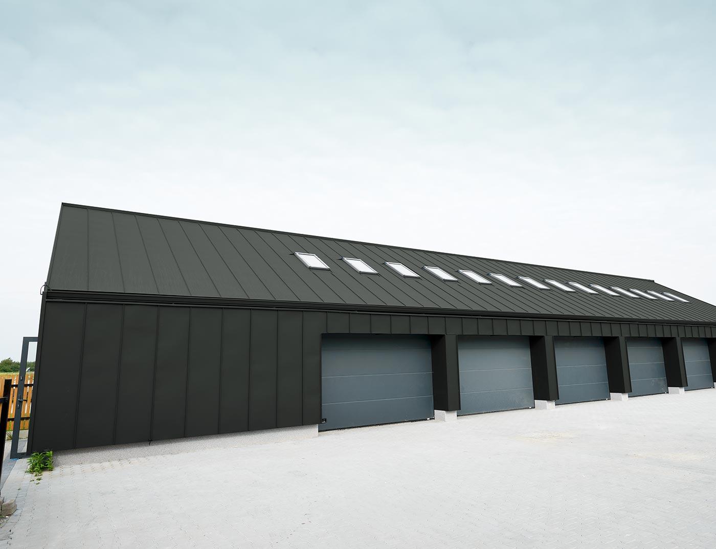 Bevorzugt Dachsystem Prefalz ® | PREFA SJ49