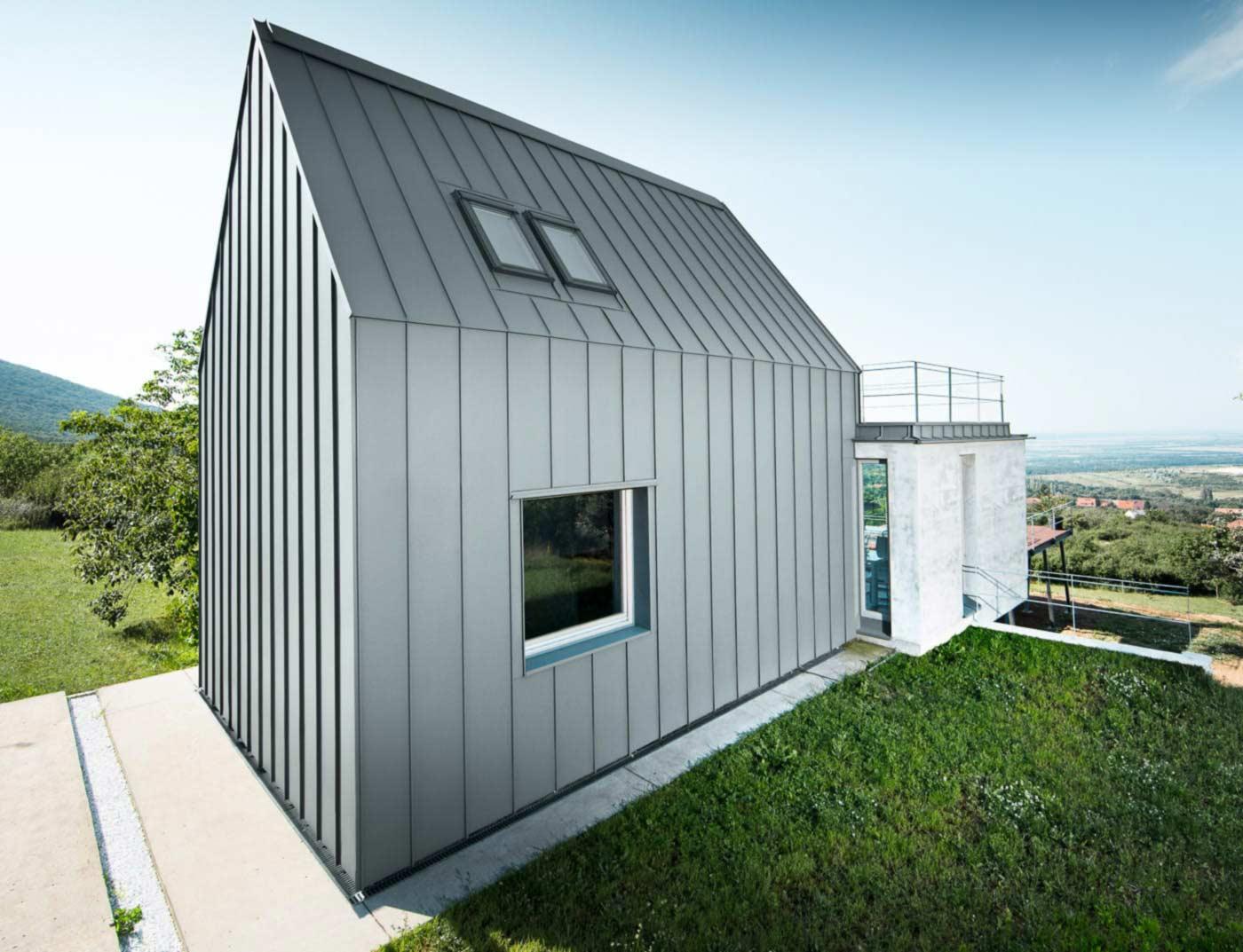Sehr Dachsystem Prefalz ® | PREFA QF33